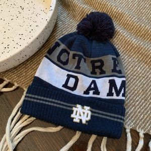 Under Armour Notre Dame Beanie NWOT